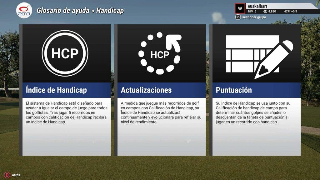Análisis de The Golf Club 2019 featuring PGA Tour - Xbox One 3