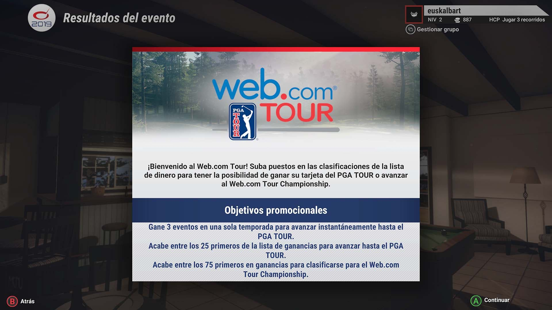 Análisis de The Golf Club 2019 featuring PGA Tour - Xbox One 6