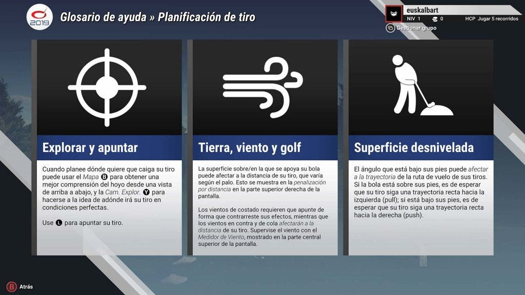 Análisis de The Golf Club 2019 featuring PGA Tour - Xbox One 2
