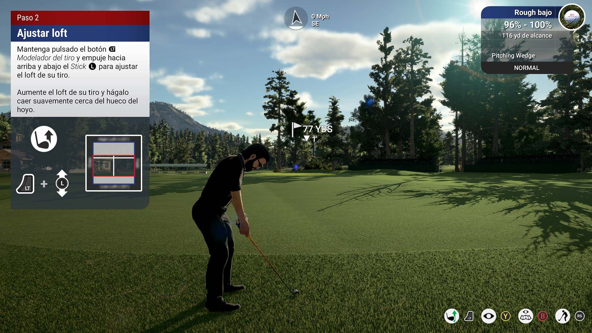 Análisis de The Golf Club 2019 featuring PGA Tour - Xbox One 4