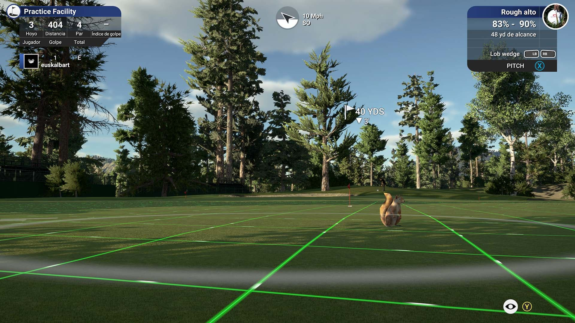 Análisis de The Golf Club 2019 featuring PGA Tour - Xbox One 8