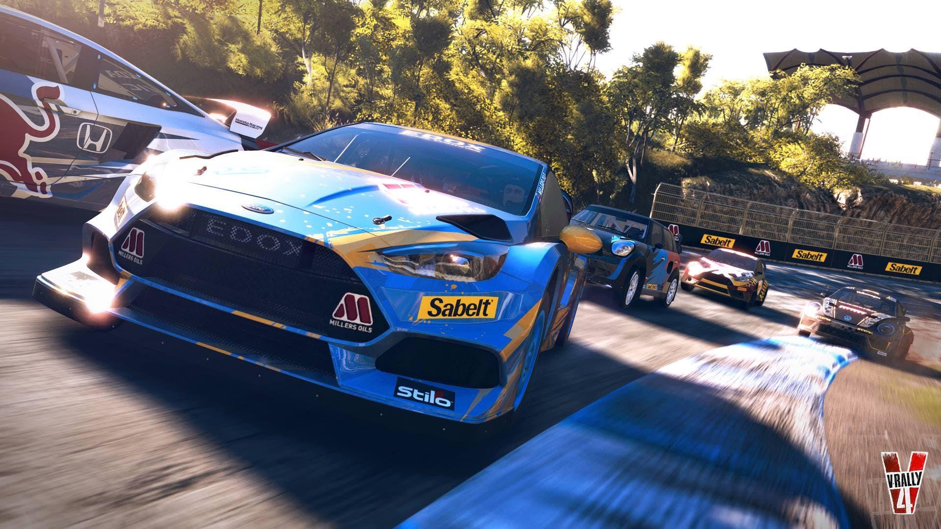 Análisis de V-Rally 4 - Xbox One 1