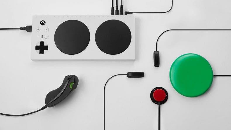 Ya se encuentra disponible el Xbox Adaptive Controller en las tiendas online 1