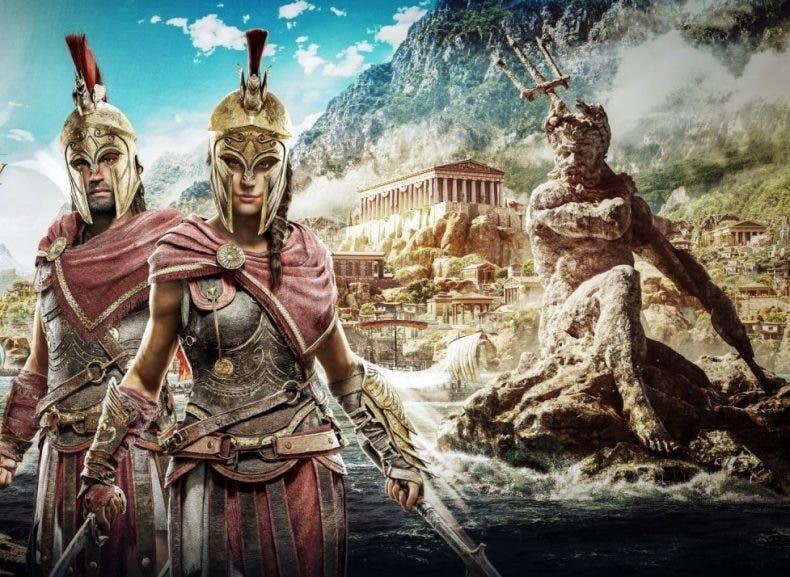 Assassin's Creed Odyssey Story Creator Mode, anunciado en el E3 2019 1