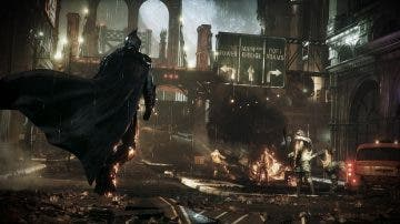 Se filtra información del nuevo juego de Batman, que llegará a finales de año 8