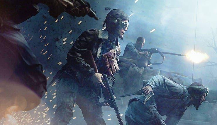 Campaña cooperativa en Battlefield 6