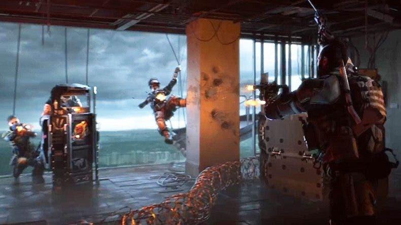 Comparativa de Call of Duty Black Ops IIII Blackout en Xbox One X y Xbox One 1