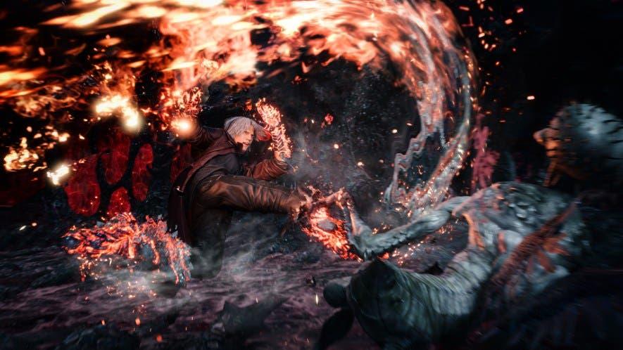 Devil May Cry 5 presenta nuevo tráiler con una espectacular canción de L'Arc-en-Ciel's 2