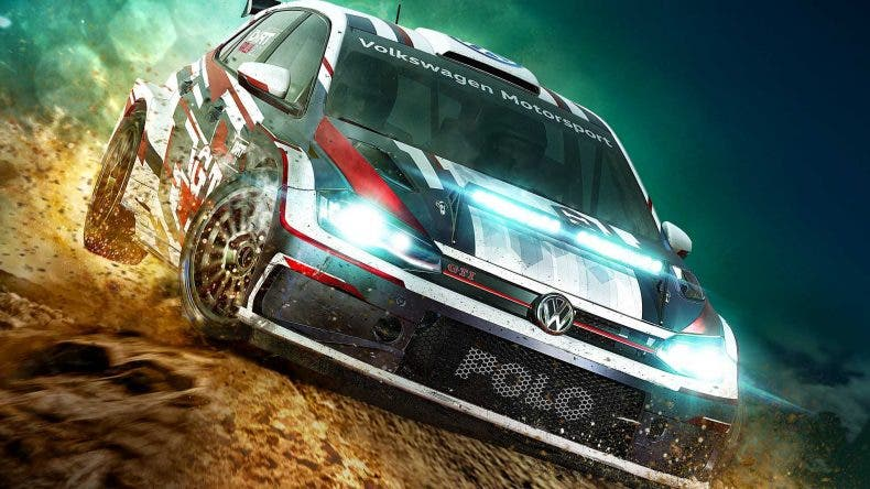 DIRT Rally 2.0 se descubre en su primer gameplay 1