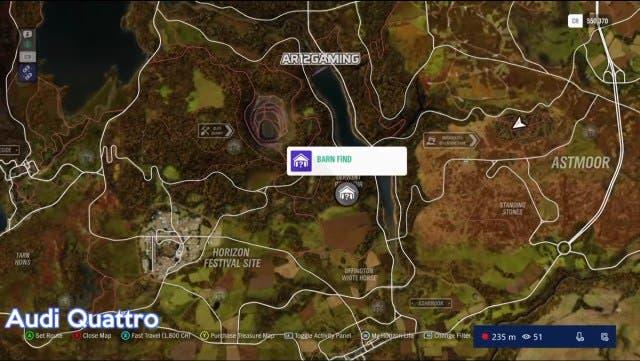 Estas son las ubicaciones de los coches abandonados de ...
