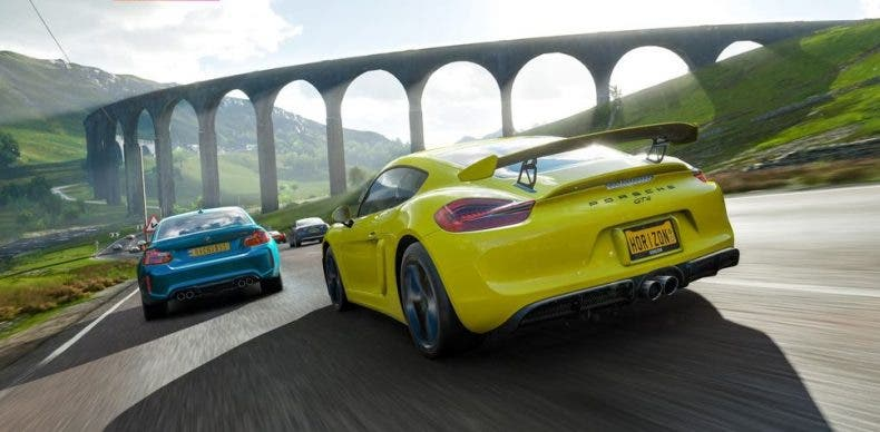 Comparativa total de Forza Horizon 4 en Xbox One, Xbox One X y PC 1
