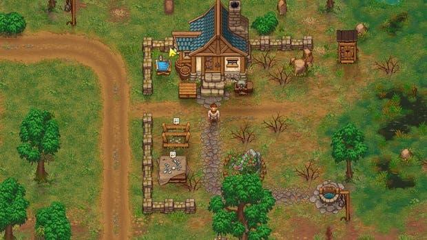 Análisis de Graveyard Keeper - Xbox One 2