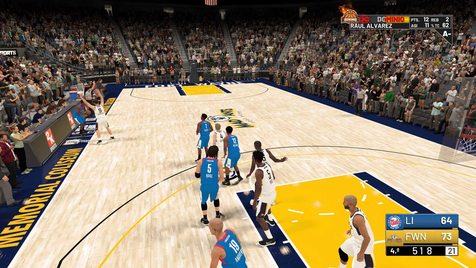 Análisis de NBA 2K19 - Xbox One | SomosXbox