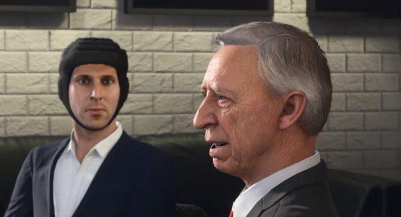 Petr Cech responde a este gracioso bug de FIFA 19 1