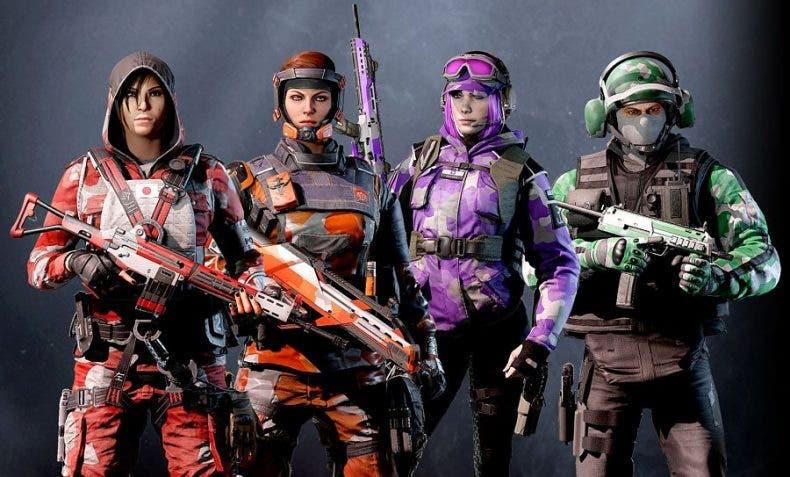 Los personajes más usados de Rainbow Six Siege 1