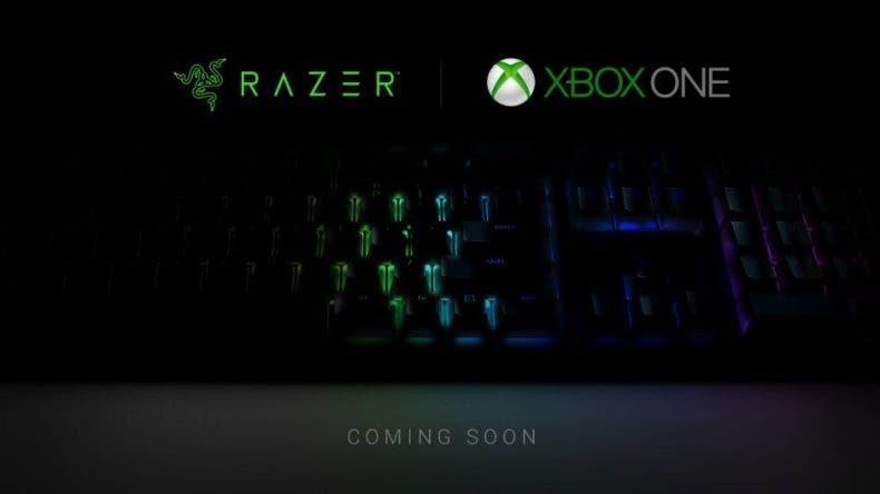 X018 tendrá juegos con soporte para teclado y ratón en Xbox One 1