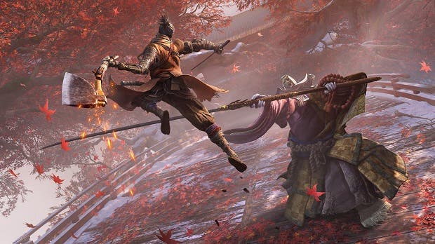 Ya disponible la actualización Game of the Year de Sekiro: Shadows Die Twice 2