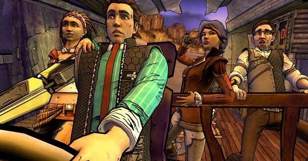 Tales from the Borderlands fue calificado para la nueva generación de consolas 10