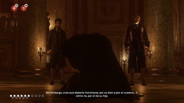 Análisis de The Council - Episodio 4: Burning Bridges - Xbox One 4