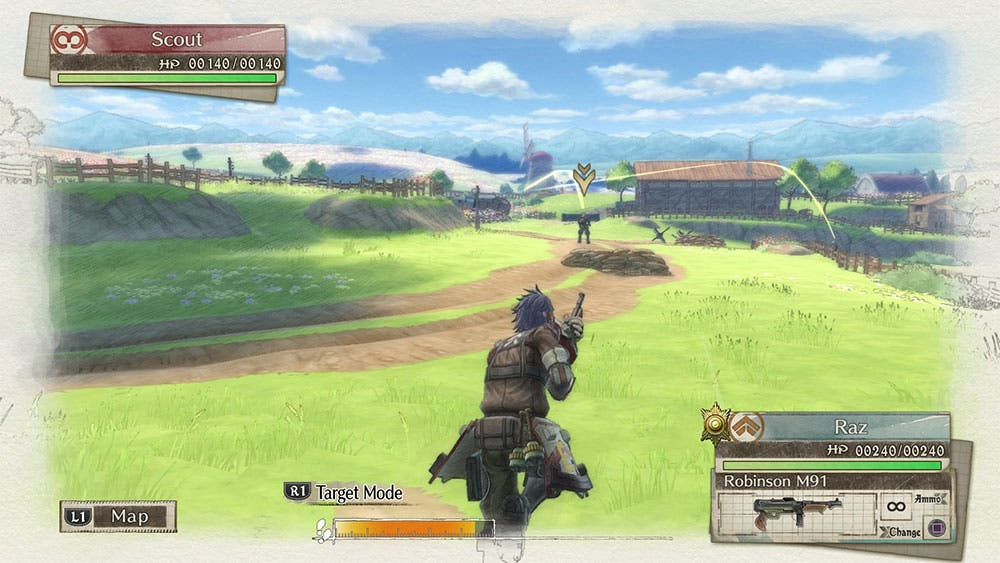 Análisis de Valkyria Chronicles 4 - Xbox One 2