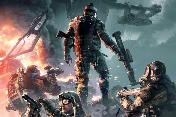El battle royale gratuito de Warface llega este mes a Xbox One 1