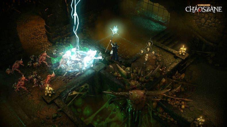 Primer gameplay de Warhammer: Chaosbane, acción RPG para Xbox One 1