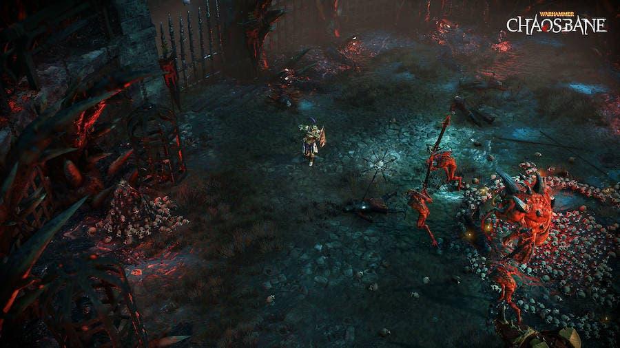 Warhammer: Chaosbane confirma sus mejoras para el lanzamiento de Xbox Series X 1