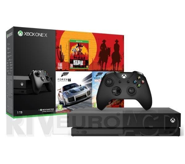 Red Dead Redemption 2 protagonizaría un suculento pack junto a Xbox One X 1