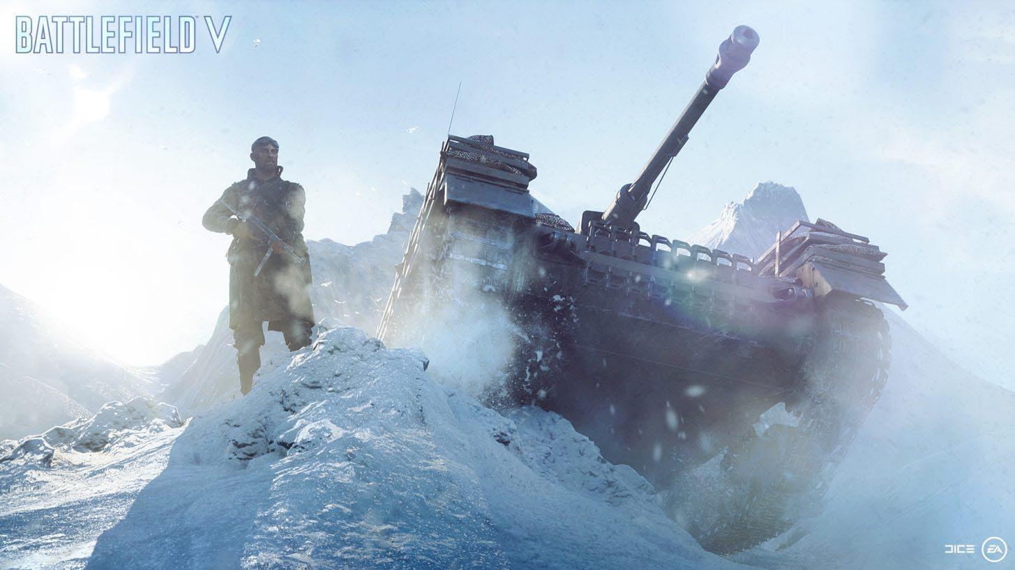 La hoja de ruta de Battlefield V ya presenta contenidos hasta marzo 3