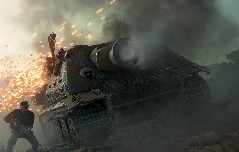 La actualización 4.4 de Battlefield V incluye importantes novedades 3
