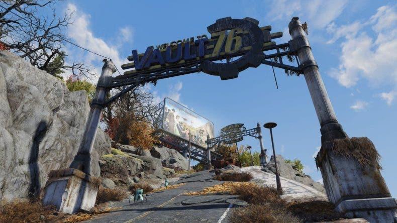 Europa sale mal parada con el primer horario de la beta de Fallout 76 1