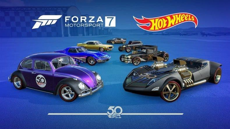 Los coches de Hot Wheels confirman su llegada a Forza Motorsport 7 1