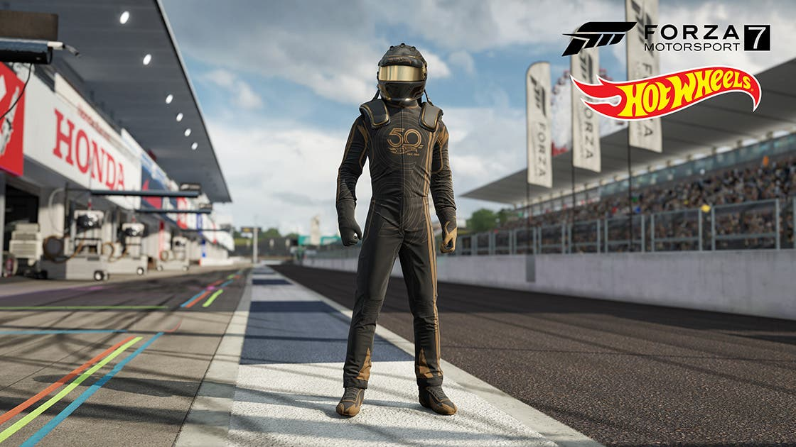 Los coches de Hot Wheels confirman su llegada a Forza Motorsport 7 2