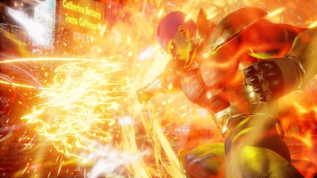 Primeras imágenes de Kane, personaje creado por Akira Toriyama para Jump Force 5