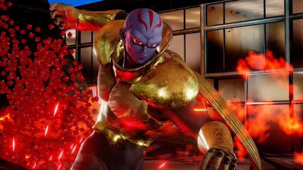 Primeras imágenes de Kane, personaje creado por Akira Toriyama para Jump Force 3