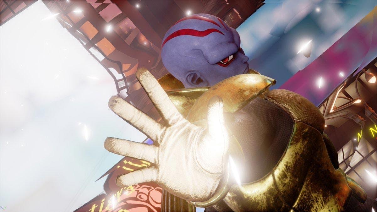 Primeras imágenes de Kane, personaje creado por Akira Toriyama para Jump Force 4