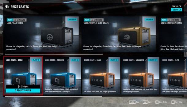 Las cajas botín desaparecerán de Forza Motorsport 7 en noviembre 1