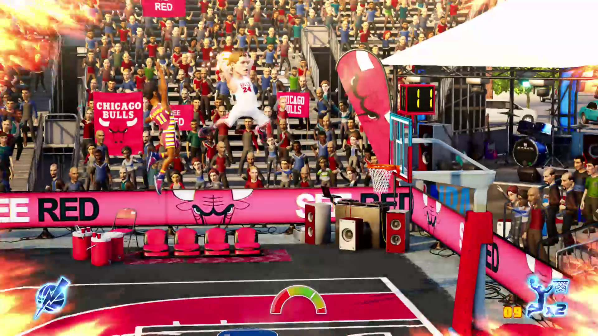 Análisis de NBA Playgrounds 2 - Xbox One 6