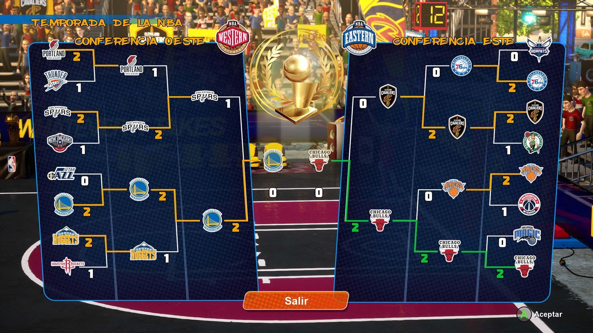 Análisis de NBA Playgrounds 2 - Xbox One 8