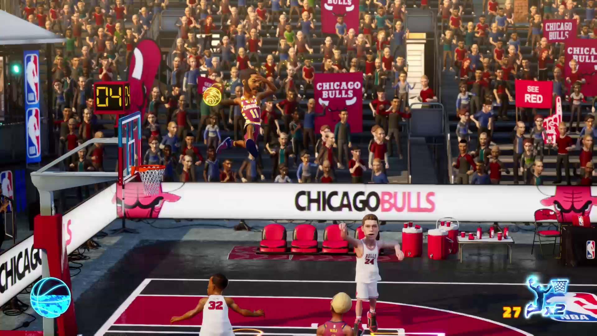 Análisis de NBA Playgrounds 2 - Xbox One 5