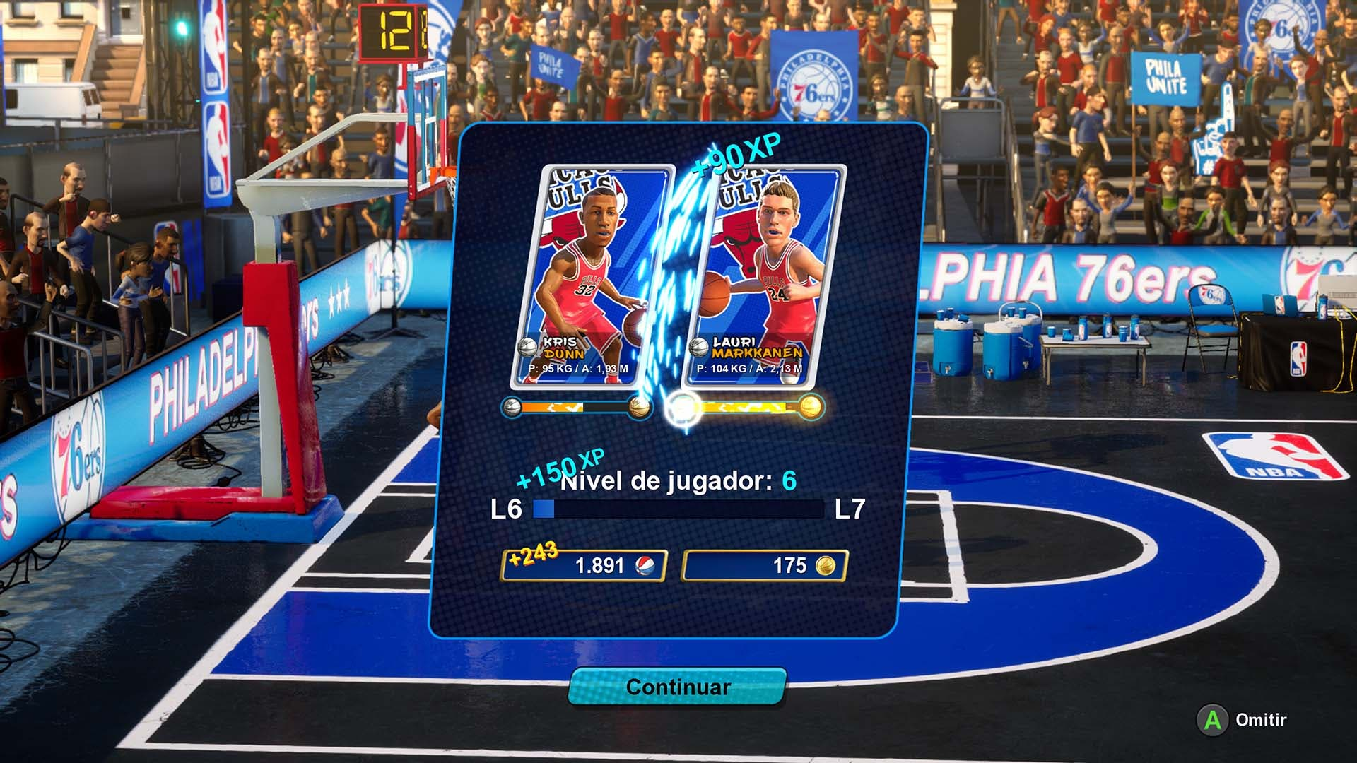 Análisis de NBA Playgrounds 2 - Xbox One 3