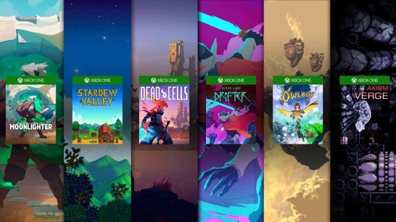 Ofertas de hasta el 60% en una selección de juegos pixel art de Xbox One 1