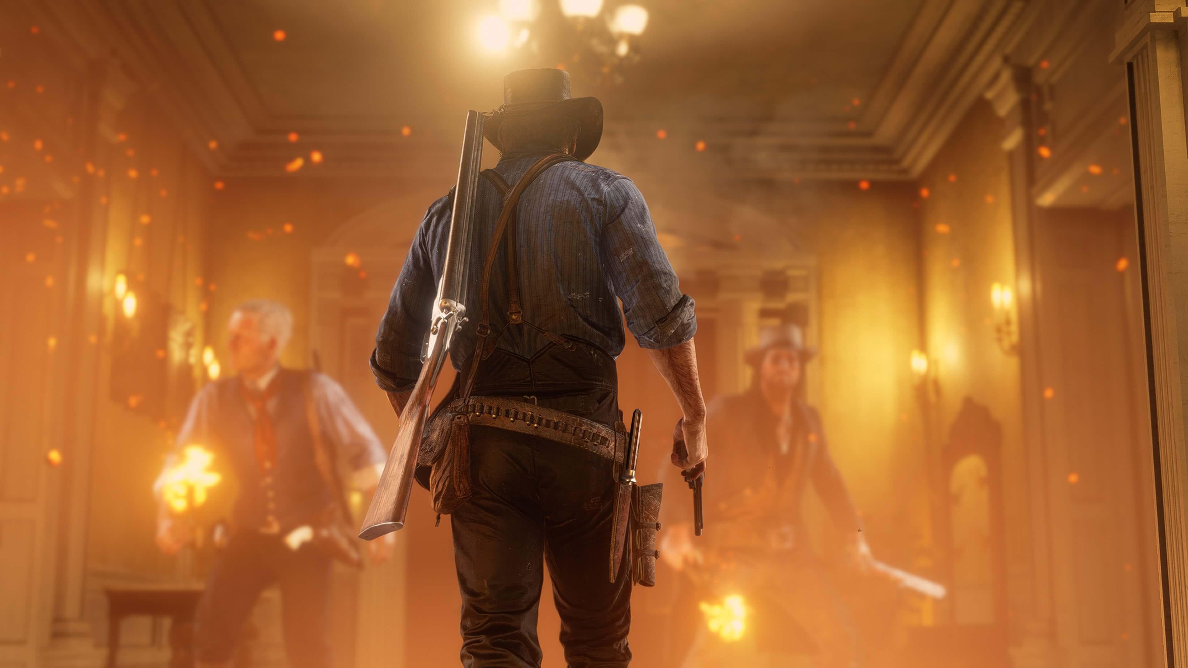 Análisis de Red Dead Redemption 2 - Xbox One 3