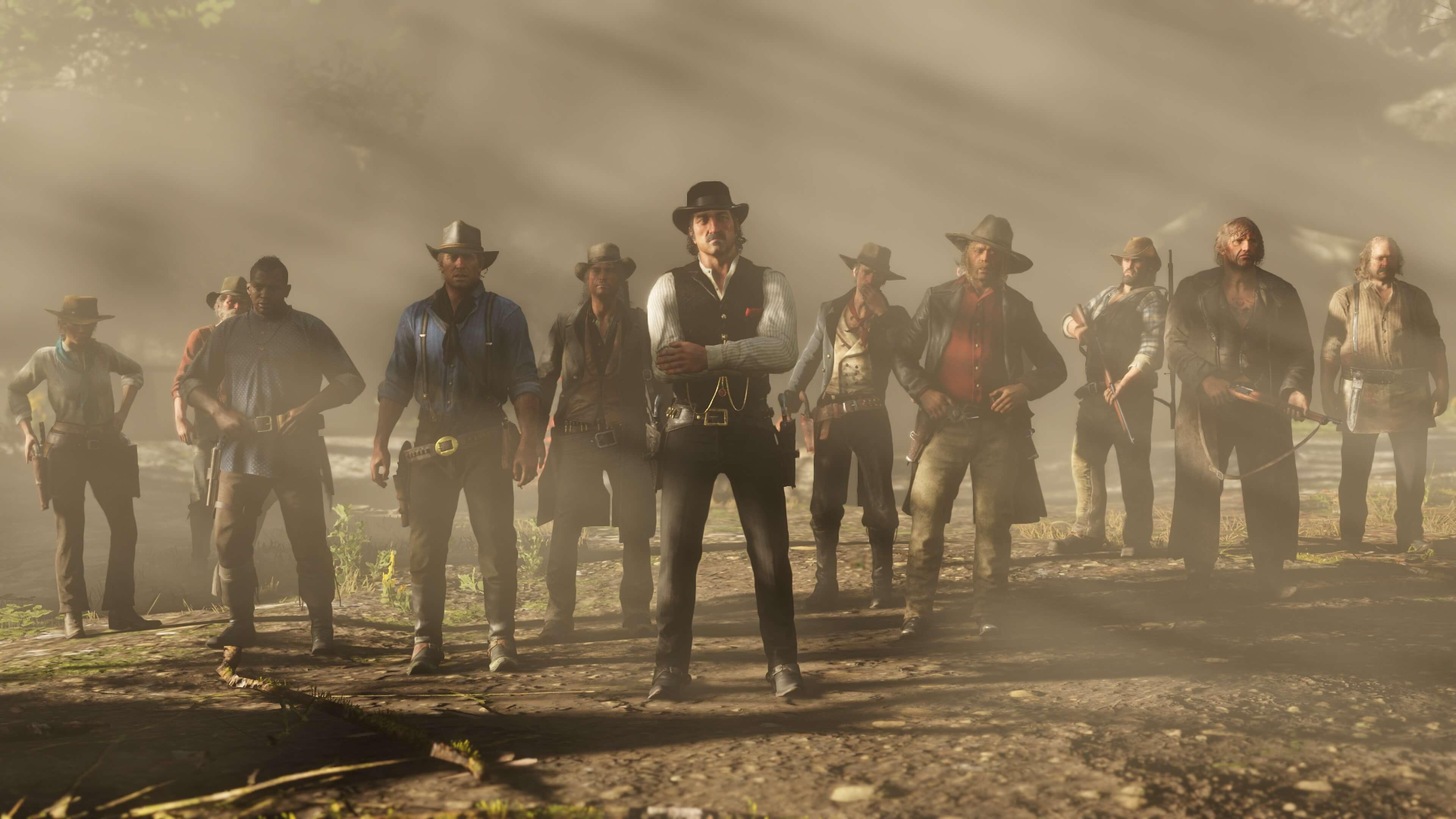 Análisis de Red Dead Redemption 2 - Xbox One 4
