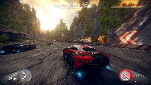 Rise: Race The Future se muestra en su primer gameplay 2