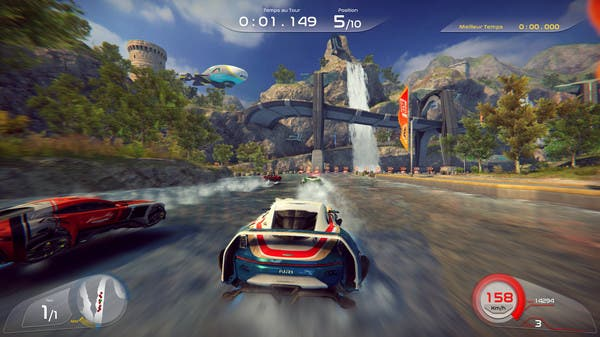 Rise: Race The Future se muestra en su primer gameplay 3