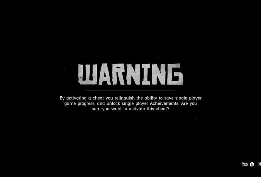 Lista de códigos de trucos de Red Dead Redemption 2 y cómo usarlos 2