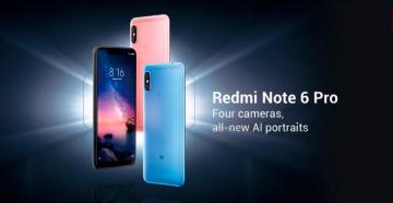 Compra el Xiaomi Redmi Note 6 Pro a precio reducido 14