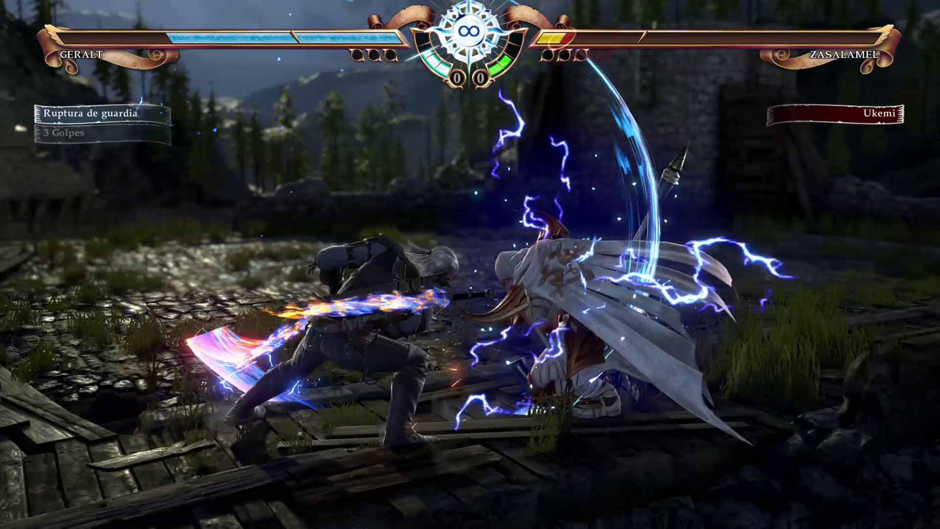 Análisis de SoulCalibur VI - Xbox One 9
