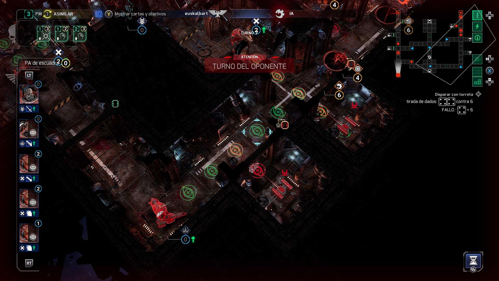 Análisis de Space Hulk: Tactics - Xbox One 6